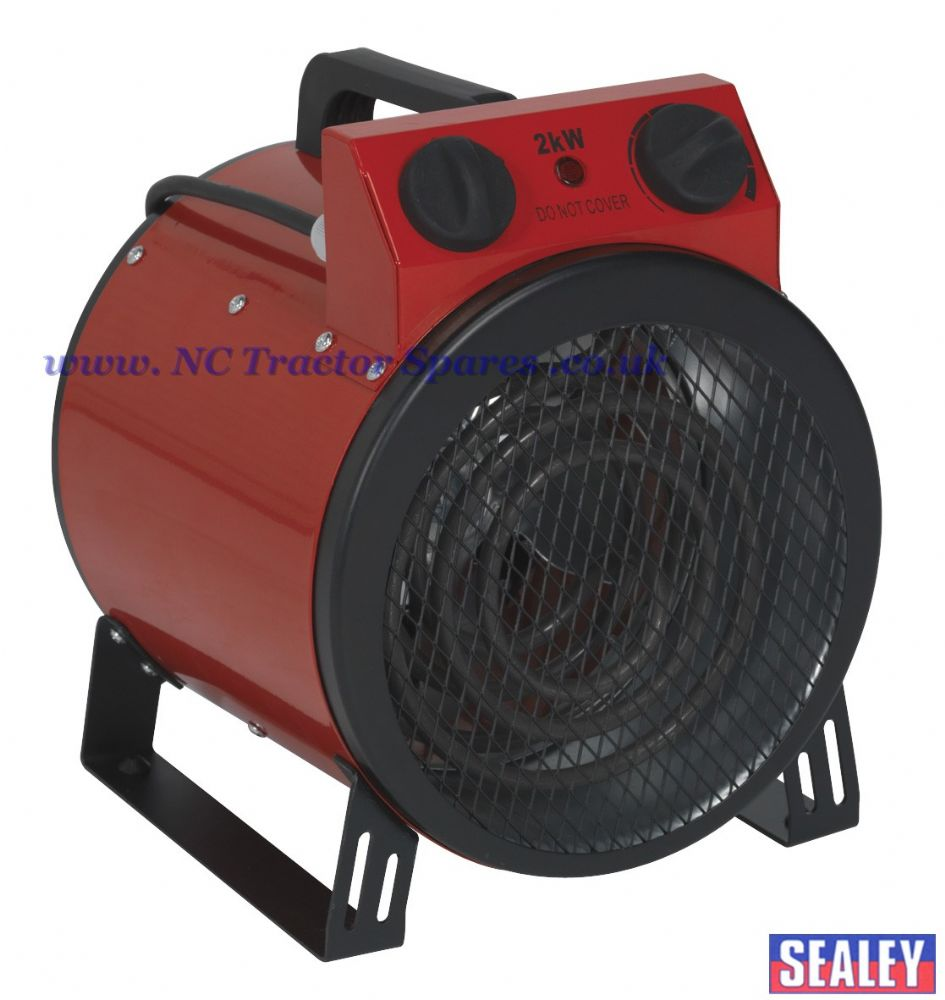 Industrial Fan Heater 2kW